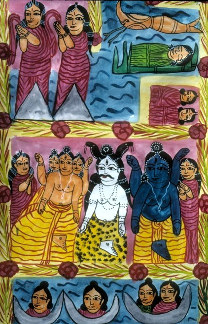 Clay Images of West Bengal